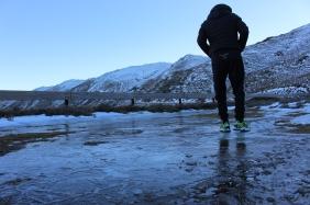 Ice-walk
